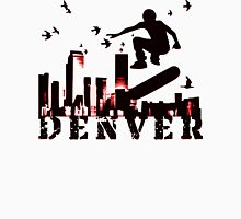 denver skateboarding Unisex T-Shirt