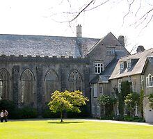 Dartington Hall by jayview