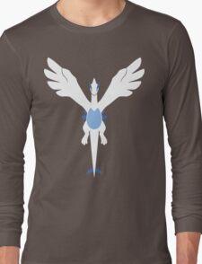 Silver Soul [Borderless] Long Sleeve T-Shirt