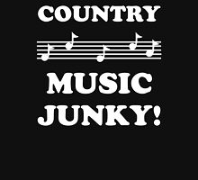 Country Music Junky 15WHI Unisex T-Shirt