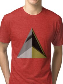 Daft Triangles Tri-blend T-Shirt