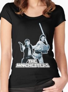 Winchester wars Women's Fitted Scoop T-Shirt