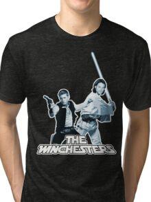 Winchester wars Tri-blend T-Shirt