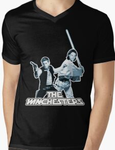 Winchester wars Mens V-Neck T-Shirt