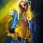 Robert Plant 01 by Goodaboom