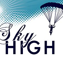 sky high sky dive by maydaze