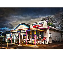 The Old General Store Photographic Print
