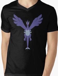 Shadow Soul [Borderless] Mens V-Neck T-Shirt
