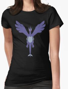 Shadow Soul Womens Fitted T-Shirt