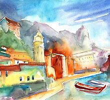 Italy - Vernazza 07 by Goodaboom