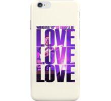 Love Love Love iPhone Case/Skin