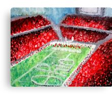 Ohio Stadium  Canvas Print