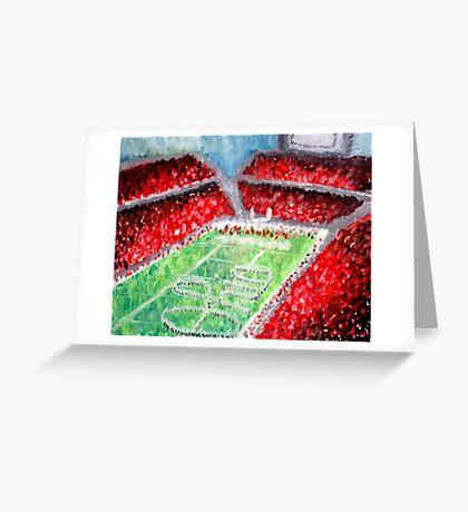 Ohio Stadium  Greeting Card