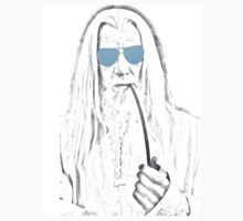 Aviator Gandalf by WiseCentaur9