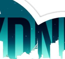 Sydney Skylines Sticker