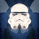 Stormtrooper by lazylaves