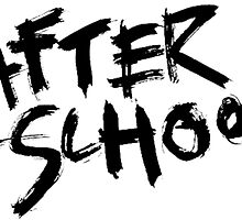 After School Logo by Shayera