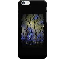 Waiting For My Chance To Come - Black iPhone Case/Skin