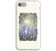 Waiting For My Chance To Come - Cream iPhone Case/Skin