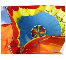 Balloons, Hunter Valley  Poster