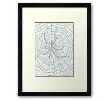 From our green'ed earth Framed Print