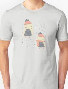 Cozy Penguins Unisex T-Shirt