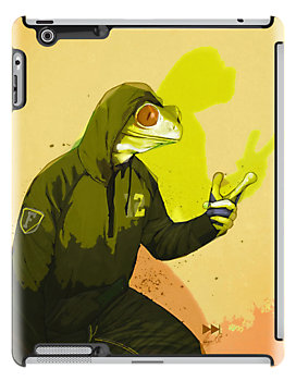 KOOL KERMIT by KinguOmega