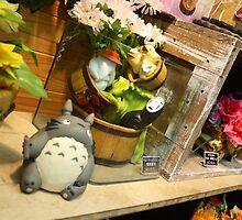 Totoro shop by Connor Paul