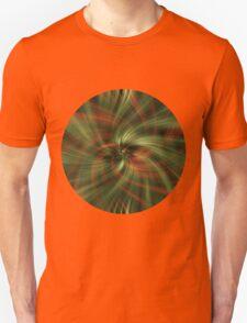 Green Swirl T-Shirt