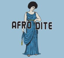 Afro Dite by Brantoe