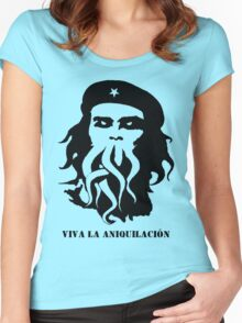 Chethulhu Women's Fitted Scoop T-Shirt
