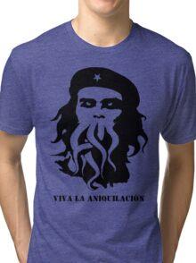 Chethulhu Tri-blend T-Shirt