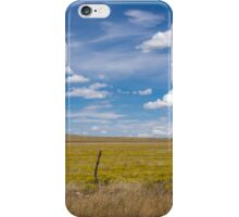 Rural scene. iPhone Case/Skin