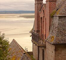Mont Saint-Michel - Normandy France by Buckwhite