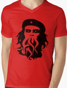 Chethulhu Mens V-Neck T-Shirt