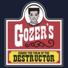 Gozer's - Choose the form of the destructor  by GBNews