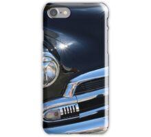 Black Antique Muscle Car iPhone Case/Skin