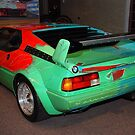 Warhol Art Car by John Schneider