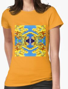 341-Bumble Womens Fitted T-Shirt