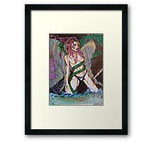 beautiful sin Framed Print