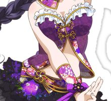 Nozomi Toujou Sticker - China Dress Sticker