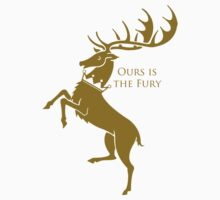 Ours is the Fury by Lee Henry