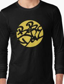 Bob Dope (Circle logo) Long Sleeve T-Shirt