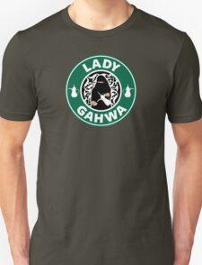 Lady Gahwa Unisex T-Shirt