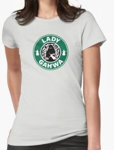 Lady Gahwa Womens T-Shirt