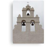 San Juan Bell Tower 2 Canvas Print