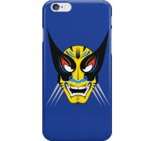 Kabuki Wolverine iPhone Case/Skin