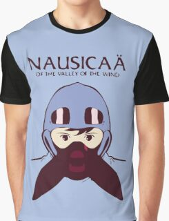 Nausicaå of the Valley of the Wind Graphic T-Shirt
