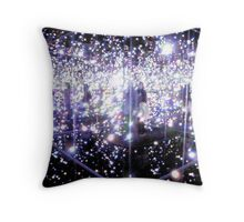 The Disapearence of the Universe Throw Pillow