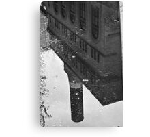 Reflections of Seattle Canvas Print